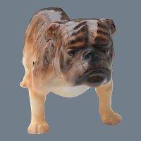 Royal Doulton Brindle Bulldog HN 1044 Figurine