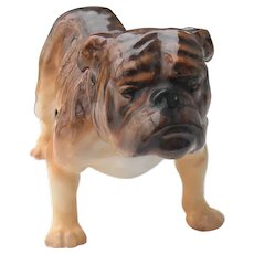 Royal Doulton Brindle Bulldog HN 1044 Figurine