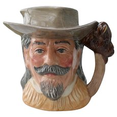 Royal Doulton Buffalo Bill D 6735 Toby Jug