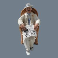 Royal Doulton 'Taking Things Easy' HN 2680 Figurine