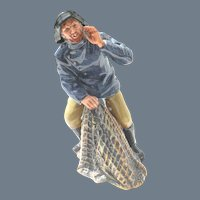 Royal Doulton Sea Harvest HN 2257 Figurine