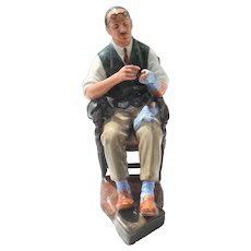 Royal Doulton The Bachelor HN 2319 Figurine