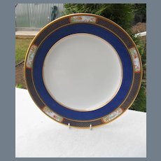 12 Copeland Spode Blue Asian Vignettes Dinner Plates