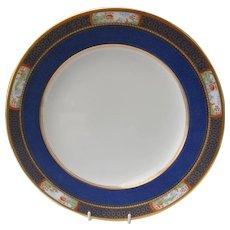 12 Copeland Spode Blue Asian Vignettes Dinner Plates
