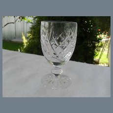 Waterford Boyne Claret Wine Glass