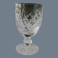 Waterford Boyne Claret Wine Glass