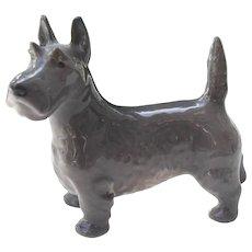 Royal Copenhagen Scottie Dog #3161 Figurine