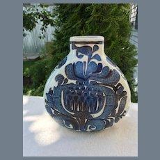 Royal Copenhagen Faience 427/3114 Kari Christensen Vase