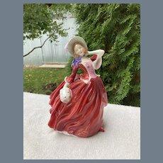 Royal Doulton Autumn Breezes HN 1934