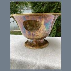 Wedgwood Lustre Fairyland Jones Butterfly Bowl