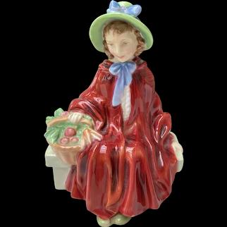 Royal Doulton Linda HN 2100 Signed Figurine