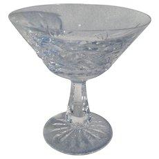 Elegant Waterford Crystal Lismore Champagne Glass