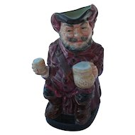 Vintage Royal Doulton Falstaff Toby Jug Pitcher 8328A