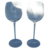 Riedel Exquisit Mid-Century Claret Wine Glass (2)