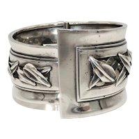Rafael Melendez 1956 Sterling Silver Bracelet