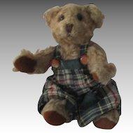 Vintage Mohair Bear