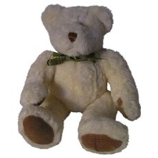 Vintage Cream Color Harrods Bear