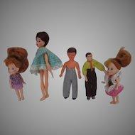 Small Vintage Dolls