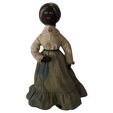Vintage Cloth Folk Artist Doll - Red Tag Sale Item