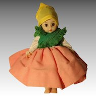 Vintage Madame Alexander Portugal Doll