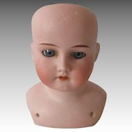 Antique German Doll Head Lizzy 6/0