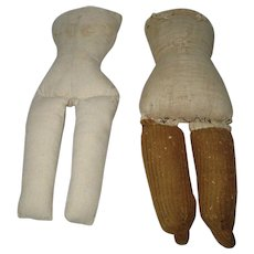 Antique And Vintage Doll Bodies