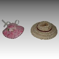 Vintage Hats For Your Doll