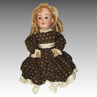 Antique Theodor Recknagel Girl Doll
