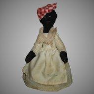 Vintage Artist  Folk Art Doll Maddie