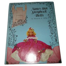 Nancy Ann Storybook Dolls By Marjorie A. Miller - Red Tag Sale Item