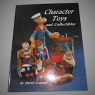 Character Toys and Collectibles By David Longest