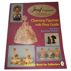 Josef  Original Charming Figures with Price Guides By Dee Harris Jim & Kaye Whitaker