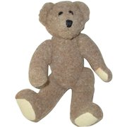 Vintage Homemade Bear