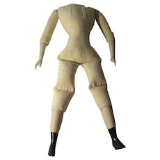 Vintage Doll Body For Your Doll
