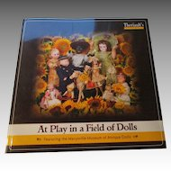 At Play In A Field Of Dolls By Theriault's