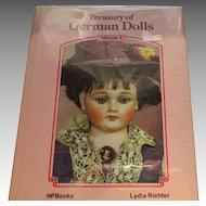 Treasury of German Dolls By Lydia Richter