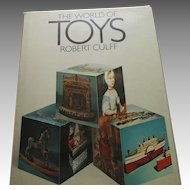 The World Of Toys Book By Robert Culff