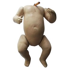 Composition Baby Doll Body