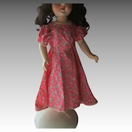 Vintage Doll Dress For Your Doll
