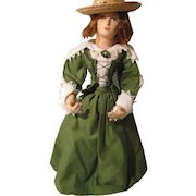 Madeline Saucier Montreal Doll