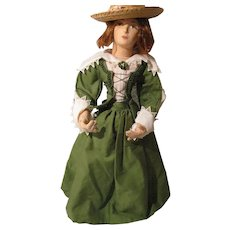 Madeline Saucier Montreal Doll