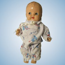 Vintage Ideal Baby Mine Doll