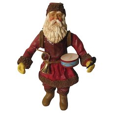 Vintage Artist Santa