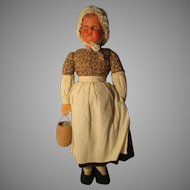 Vintage Cloth and Celluloid Doll