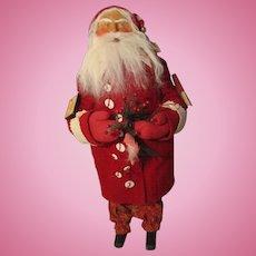 Vintage Artist Santa Doll