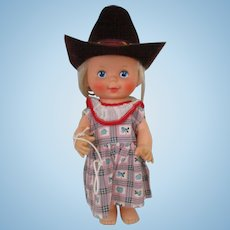 Vintage Ideal Doll 1980