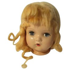 Vintage Horsman Doll Head
