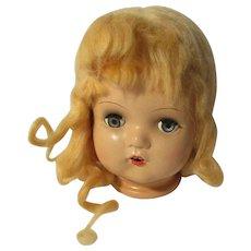 Vintage Horsman Doll Head