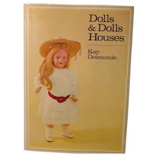 Doll & Dolls Houses Book By Kay Desmonde