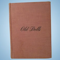 Old Doll Book By Eleanor St. George
